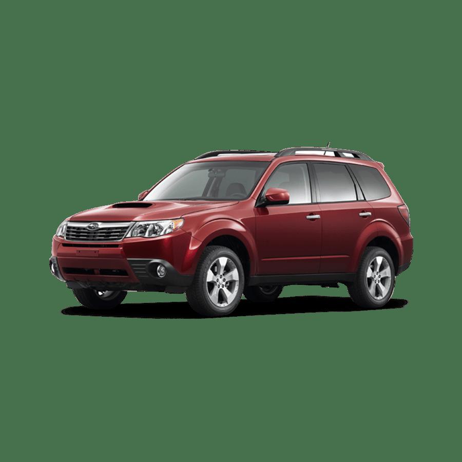 Выкуп Subaru Forester в любом состоянии за наличные